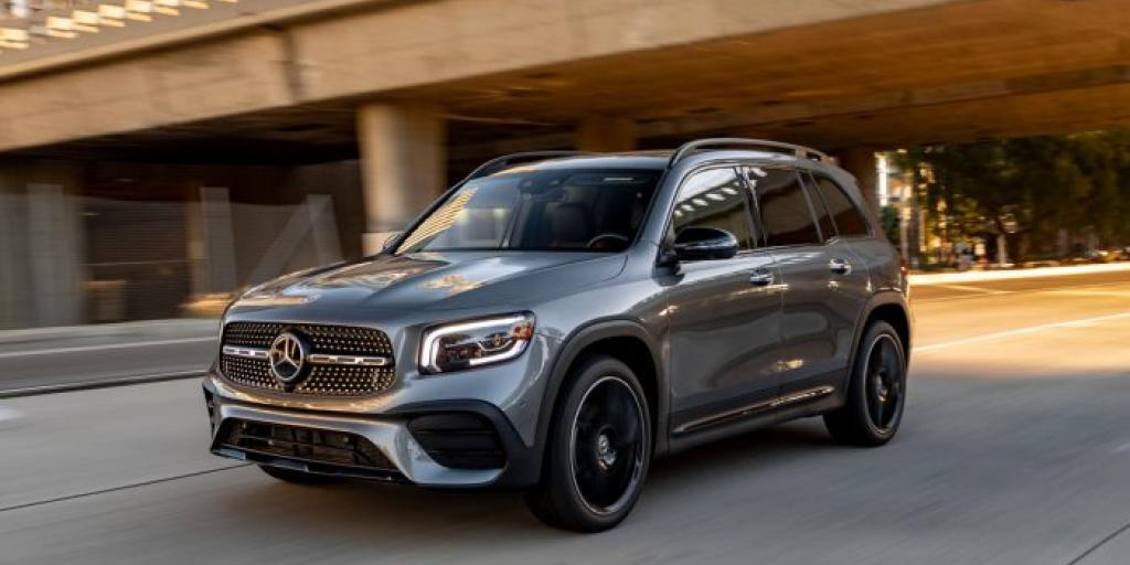 Mercedes-Benz GLB Review - Used Mercedes-Benz GLB Review