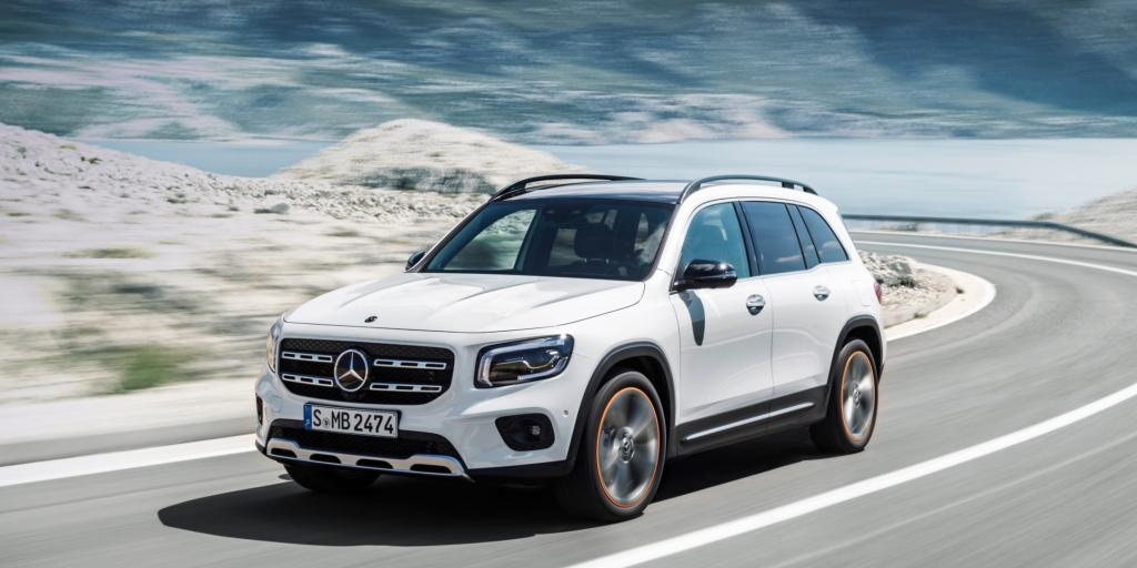 Mercedes-Benz GLB Review