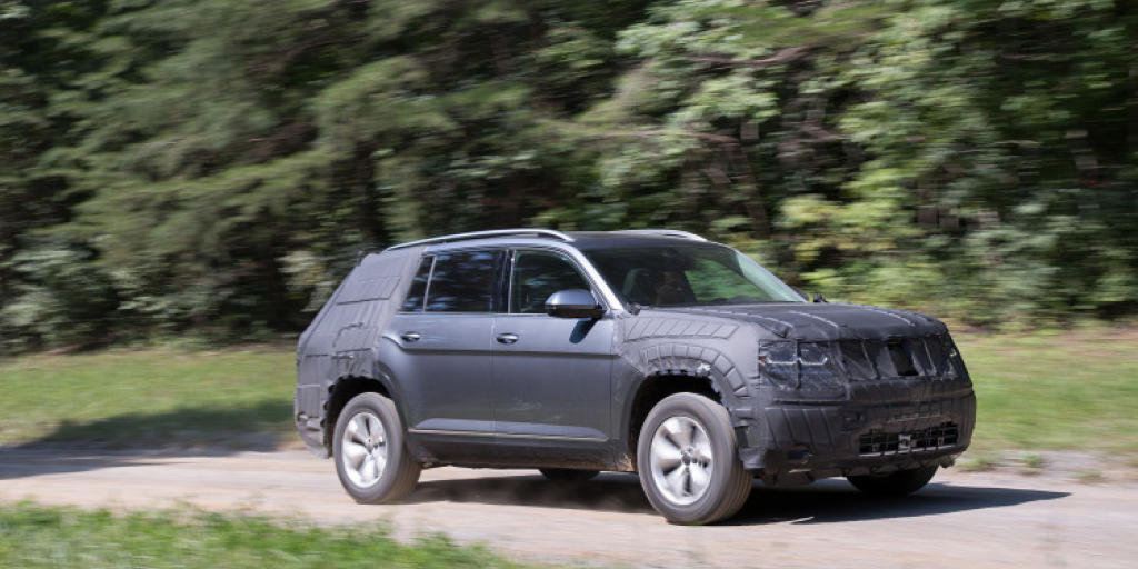 A Pronounceable Name For Vw 39 S New Suv News