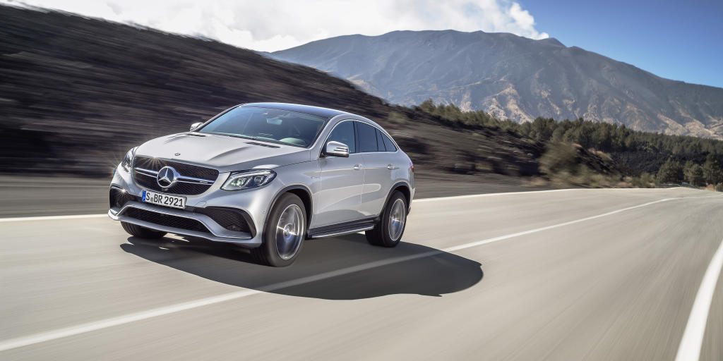 Mercedes-Benz GLE-Class Coupe Review