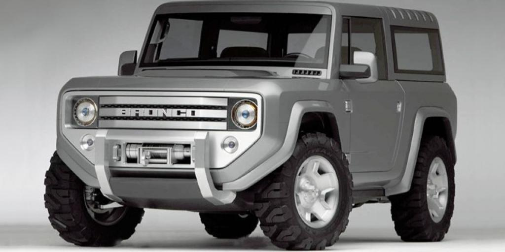 Ford Bronco Featured In Film Starring The Rock News