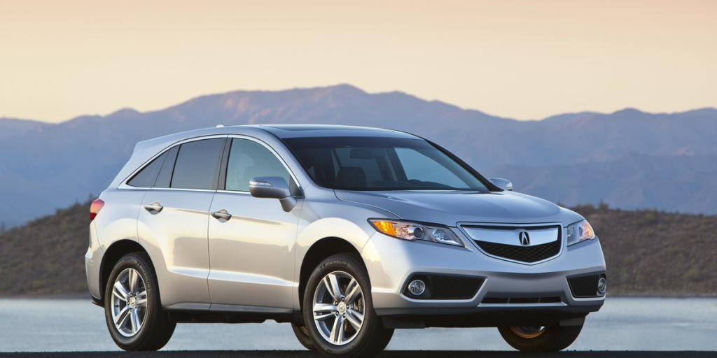 Acura RDX Review