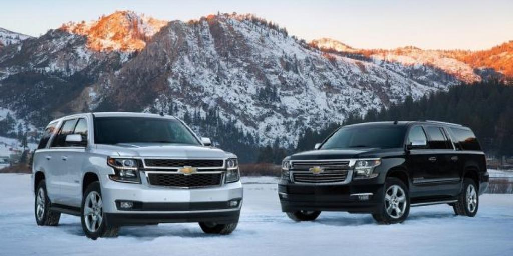 Chevrolet Suburban Review