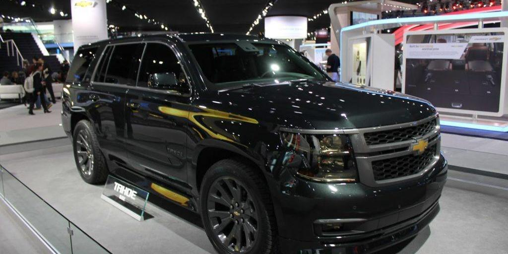 chevrolet to offer special edition packages for its suvs news. Black Bedroom Furniture Sets. Home Design Ideas