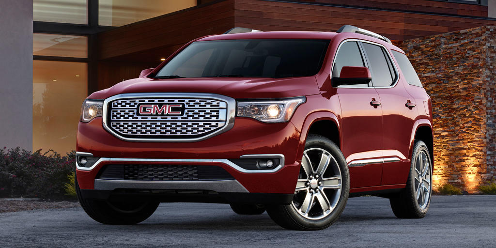 GMC Acadia Limited Review