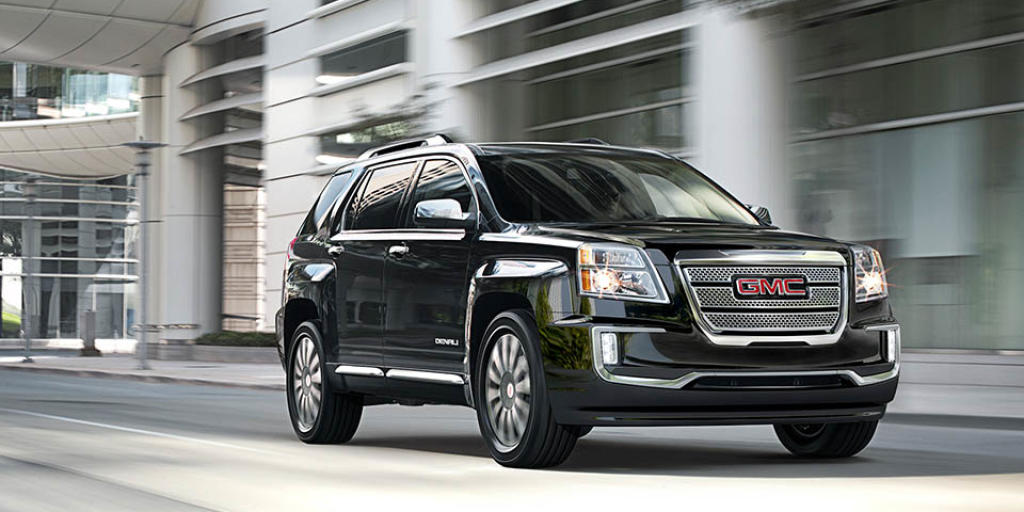 GMC Terrain Review