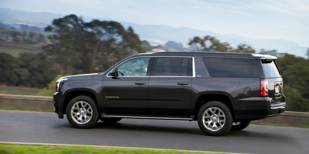 gmc yukon xl review. Black Bedroom Furniture Sets. Home Design Ideas