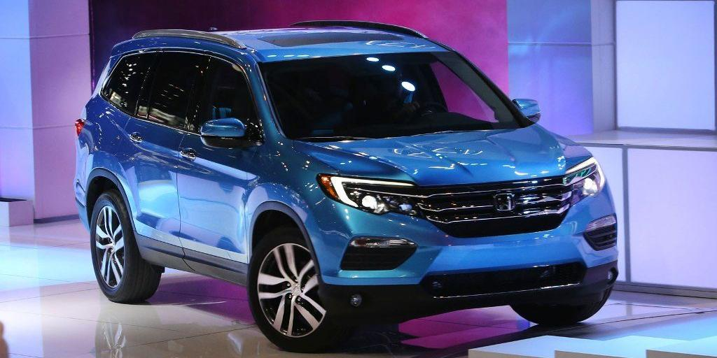 Honda Pilot Review