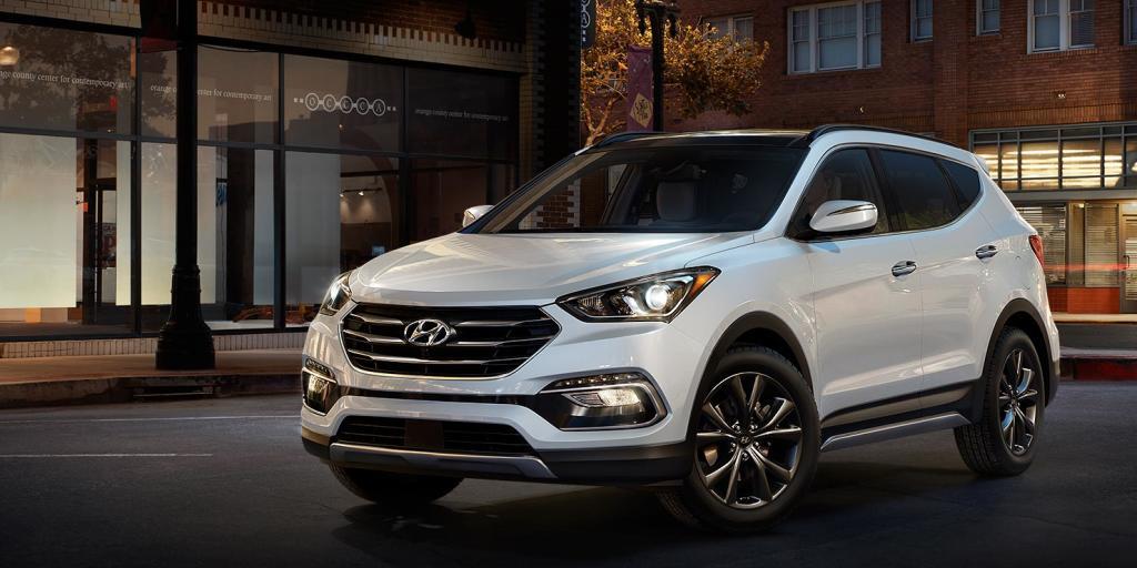 Hyundai Santa Fe Sport Review
