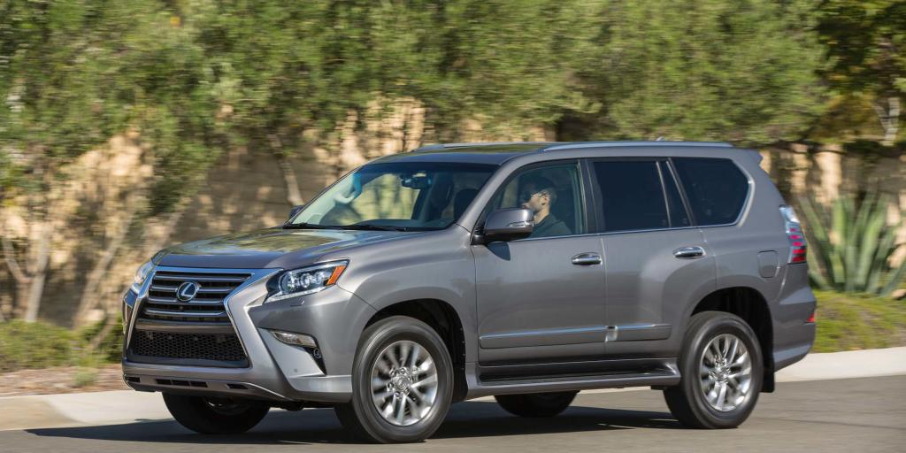 Lexus GX 460 Review