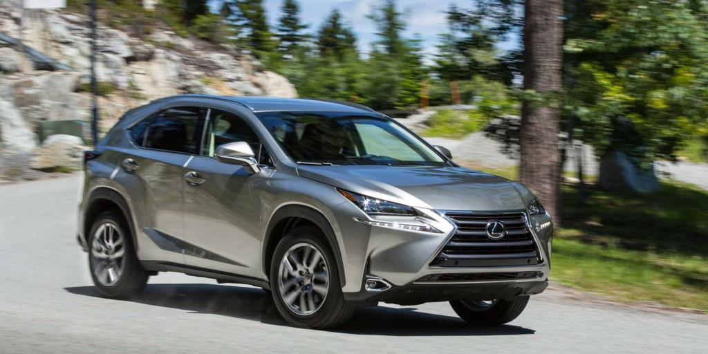Lexus NX 200t Review