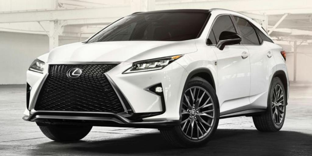 Lexus RX 350 Review