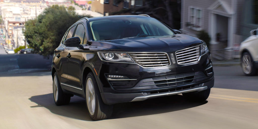 Lincoln MKC Review
