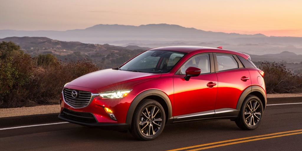 Mazda CX-3 Review