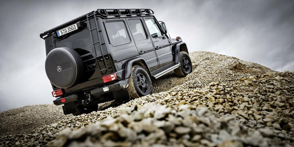 Mercedes-Benz G-Class Review