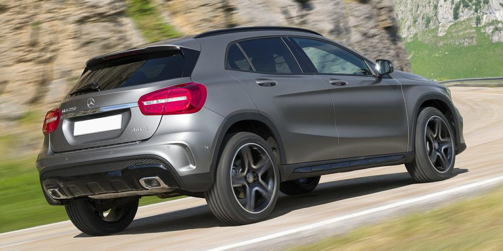 Mercedes-Benz GLA-Class Review - Used Mercedes-Benz GLA-Class Review