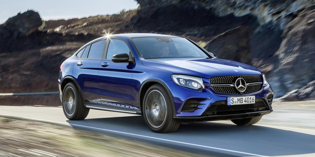 Mercedes-Benz GLC-Class Review