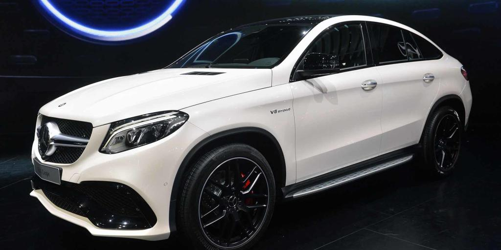 Mercedes-Benz GLE-Class Review