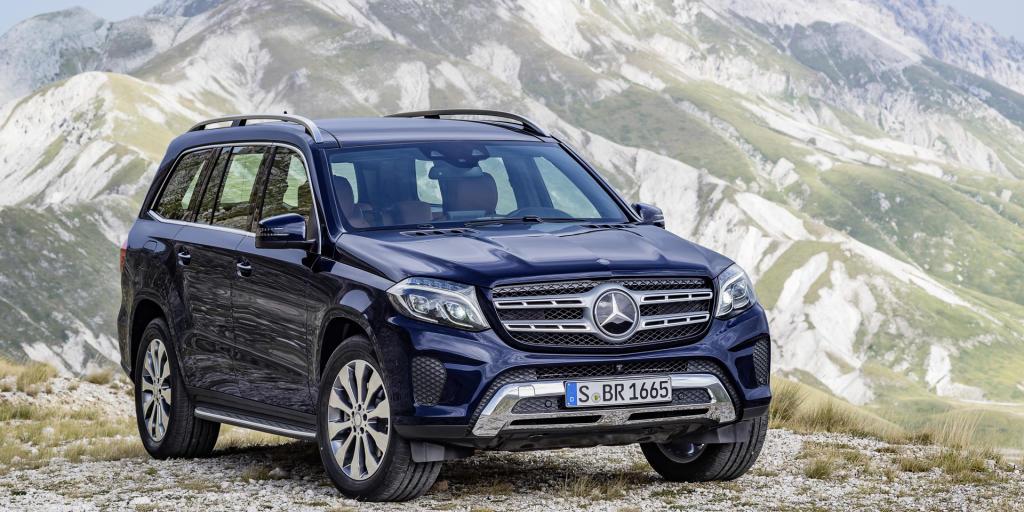 Mercedes-Benz GLS-Class Review