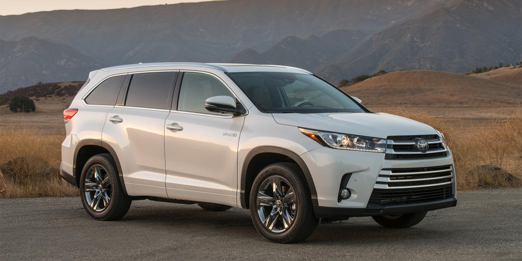 Toyota Highlander Hybrid Review