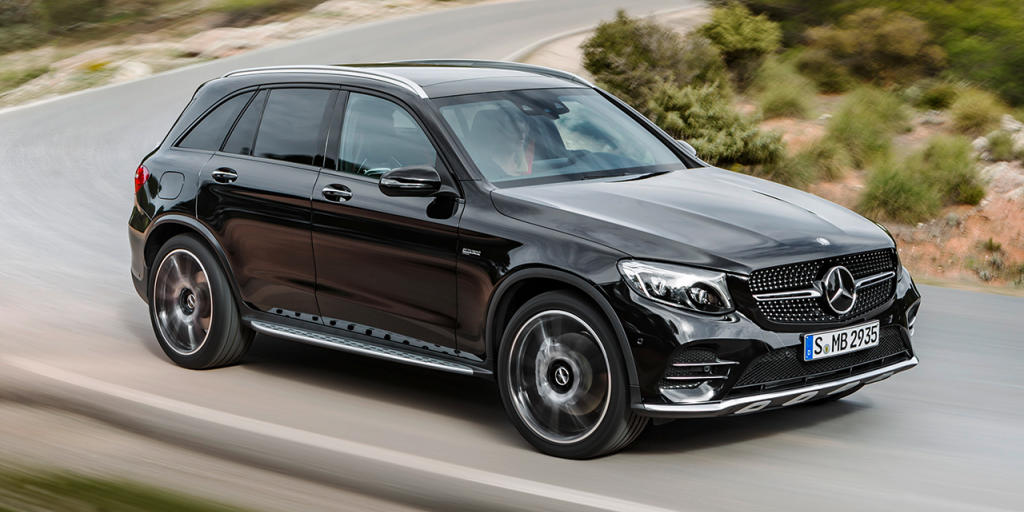Superior When You Raise C Class Sedan And Add Some Interior Room, You Get The  Mercedes Benz GLC Class, A Competent Luxury Crossover From Mercedes That  Features The ...