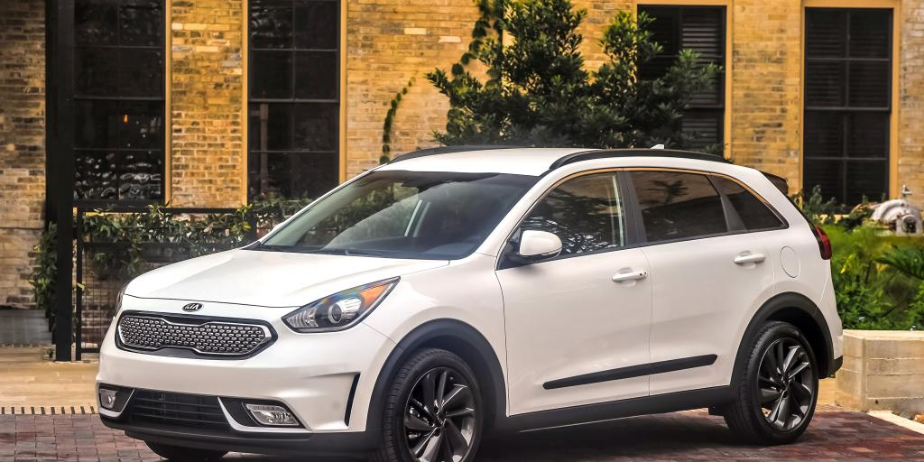 This Is An All New Compact Hybrid Suv From Kia It Provides One Of The Best Fuel Economies Small Suvs Coming In At 49 Mpg On Highway And 52
