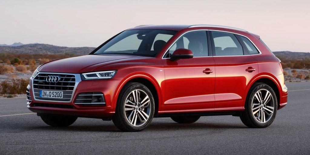 2018 Audi Q5 SUV Receives Major Redesign - News - SUVS.com