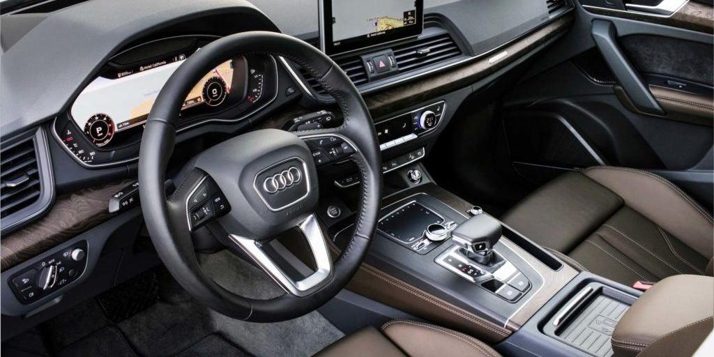 2018 audi q5 interior.  interior the 2018 q5  inside audi q5 interior