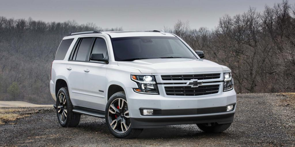 Chevrolet Creates A Performance Package For The Tahoe Suvs Com