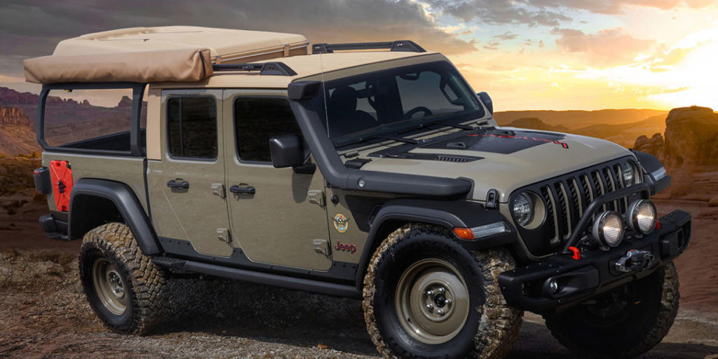 Jeep's 6 Insanely Cool 2019 Safari Concepts - News