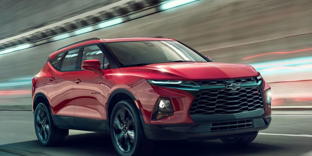 Chevrolet Blazer Review