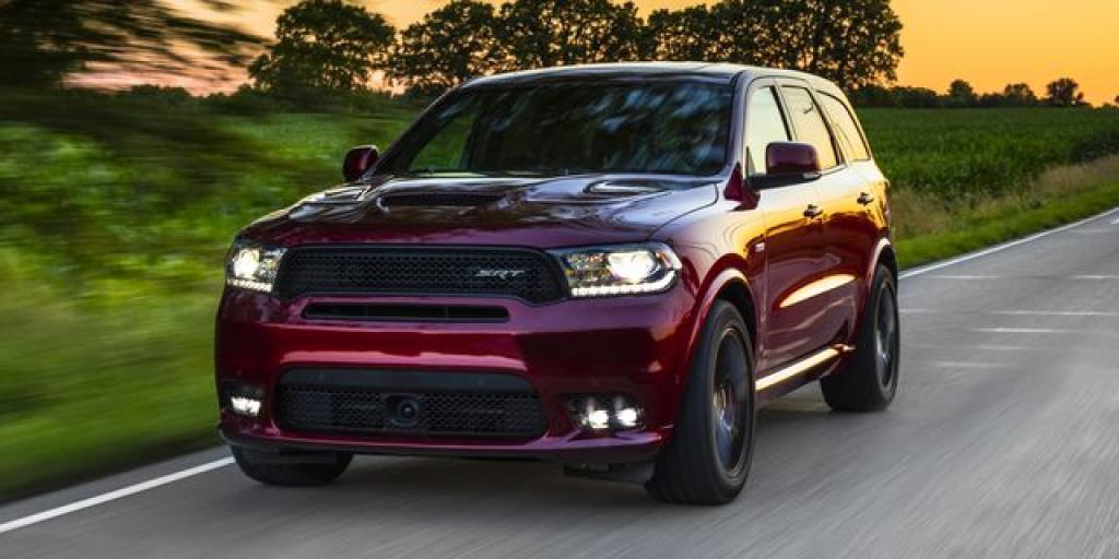 Dodge Durango Review