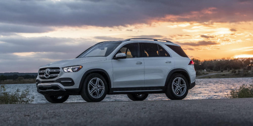 Mercedes-Benz GLE-350 Review