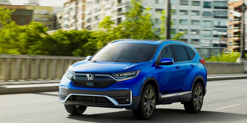 Honda HR-V Review
