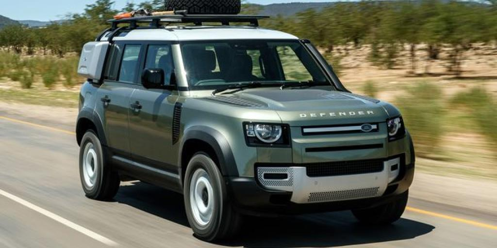 Land Roaver Defender Review