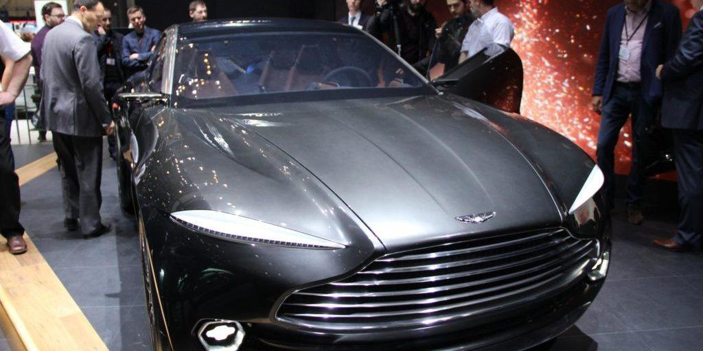 efforts to bring first aston martin suv to market ramp up - news