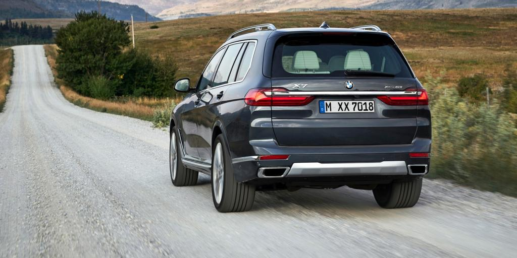 The Largest Bmw Suv Ever The 2019 Bmw X7 News
