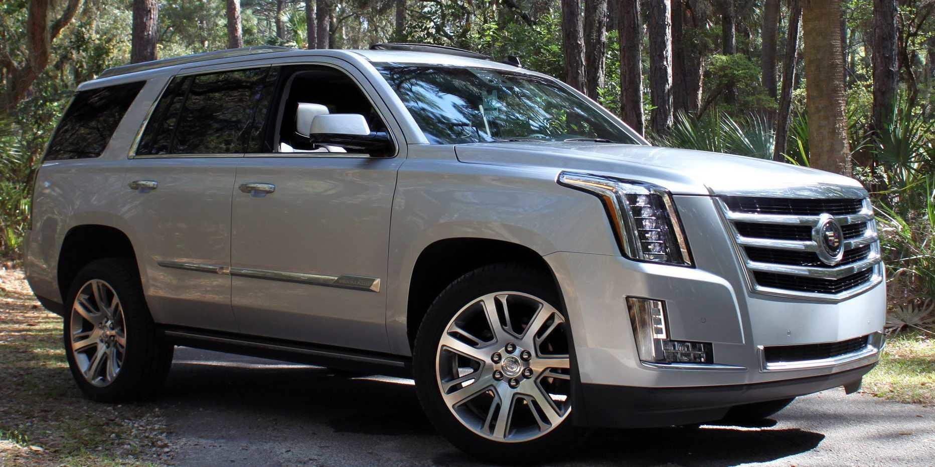 Cadillac Escalade ESV Review