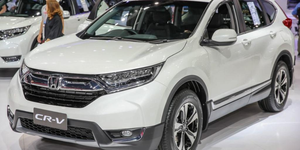 honda unveils the cr v hybrid suv at the 2017 shanghai auto show news. Black Bedroom Furniture Sets. Home Design Ideas