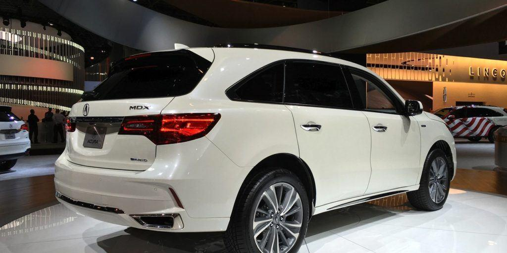 How The Acura MDX Compares To Competitors News SUVScom - Acura mdx competitors