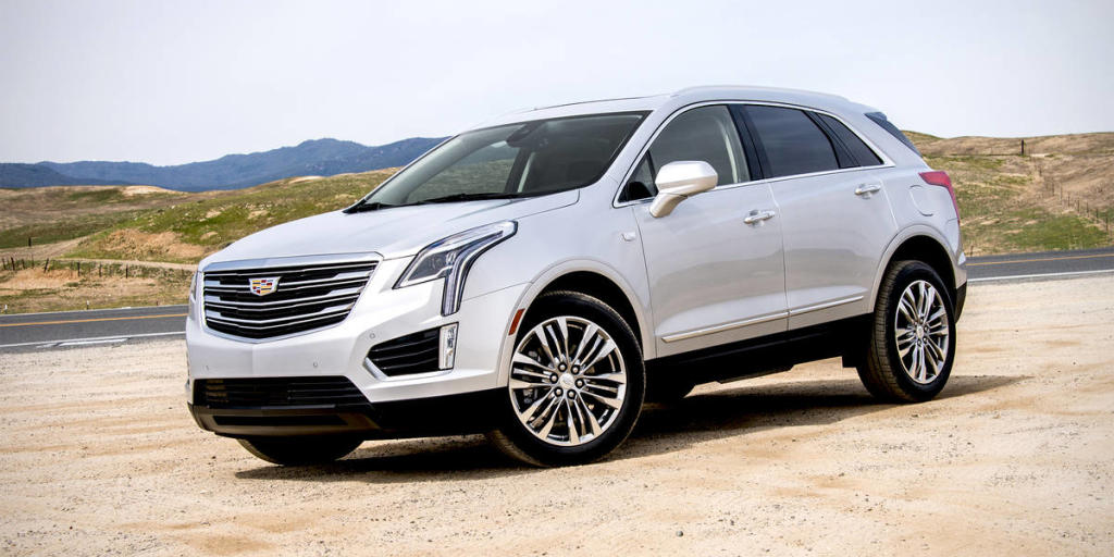 Cadillac XT5 Review