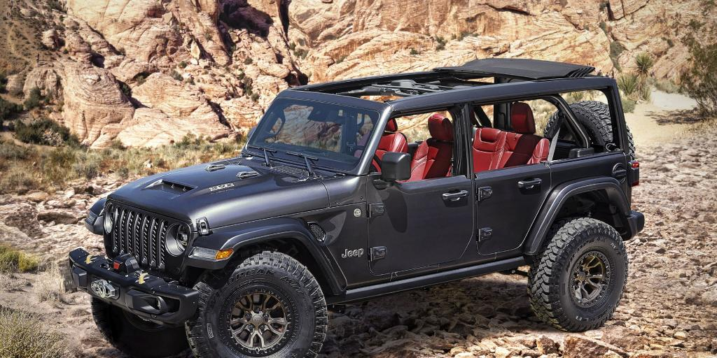 Jeep Reveals Most Capable And Powerful Wrangler Yet News