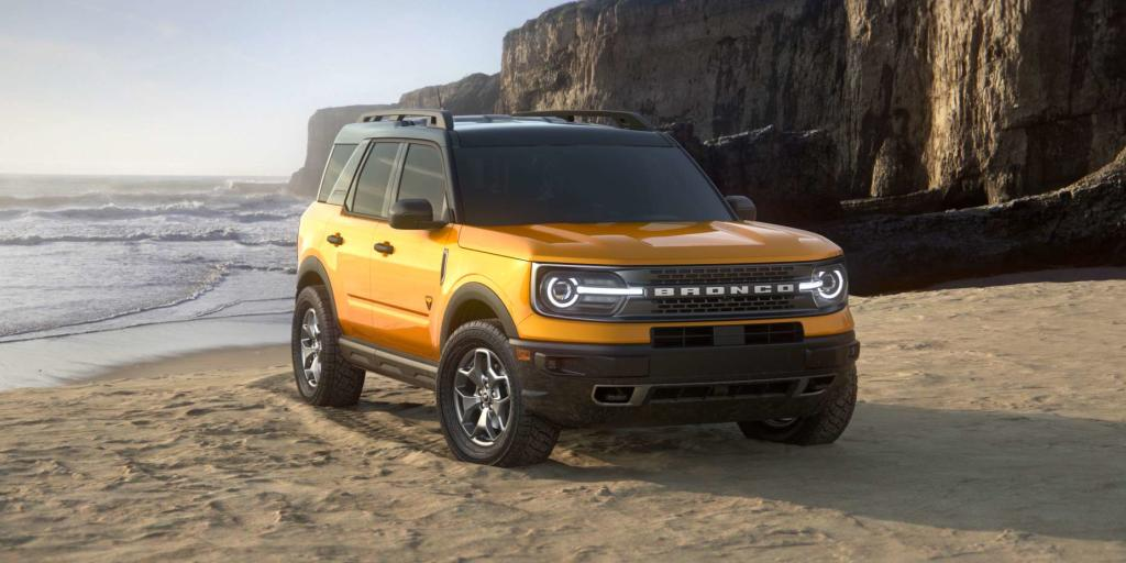 Ford Bronco Sport Review