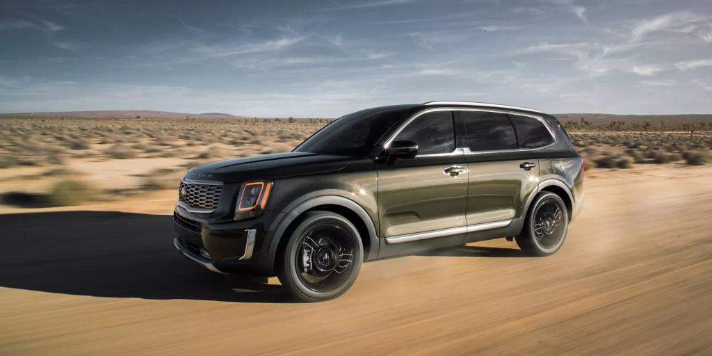 Kia Telluride Review