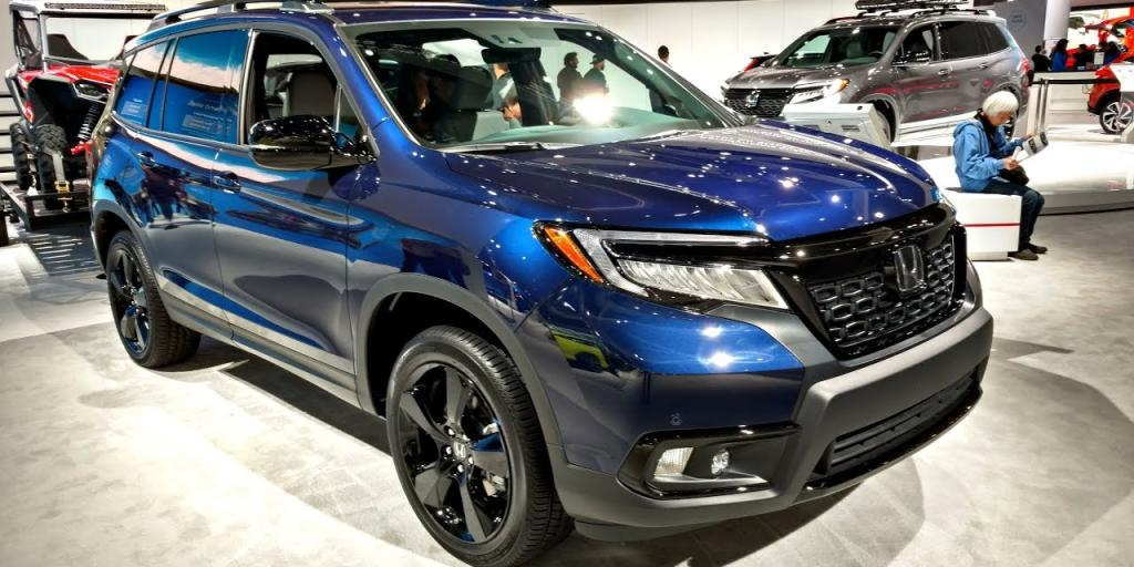 Honda Passport Review