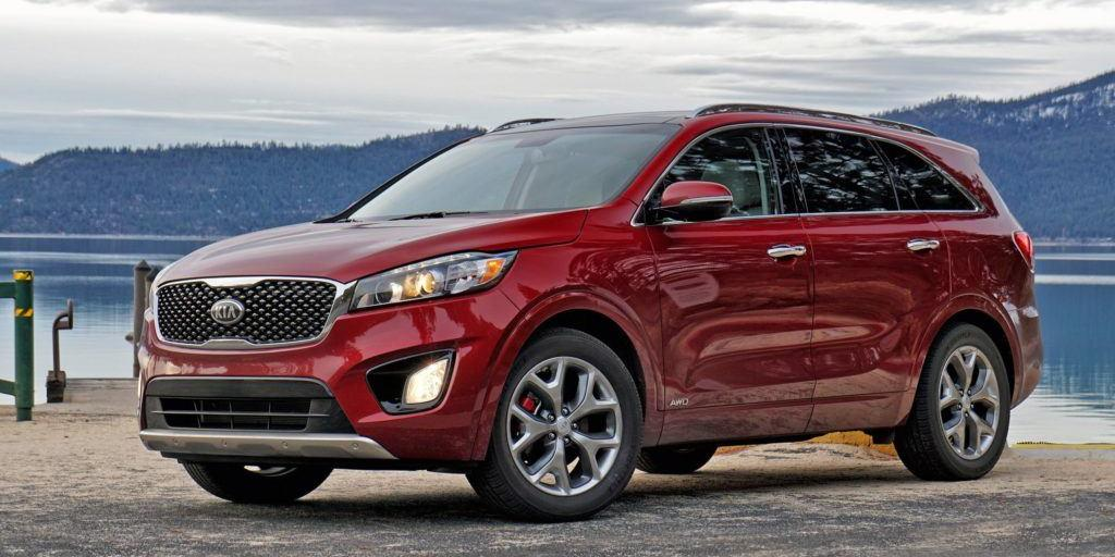 pitting the 2016 kia sorento against the 2016 gmc terrain news. Black Bedroom Furniture Sets. Home Design Ideas
