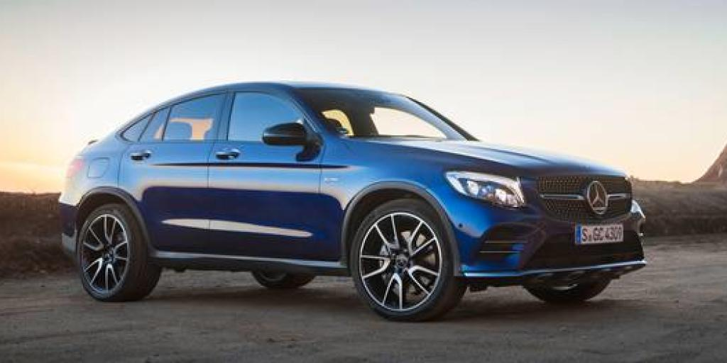 Mercedes-Benz GLC-Class Coupe Review
