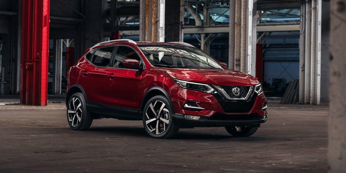 Nissan Rogue Sport Review