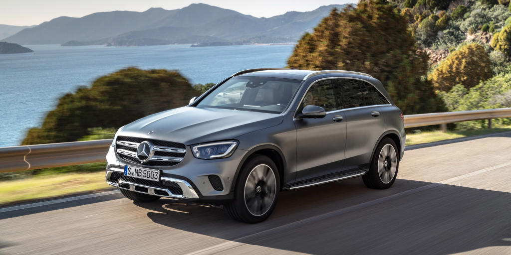 Mercedes-Benz GLC 350e Review