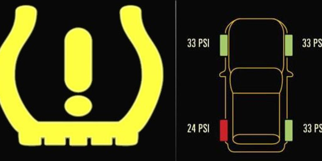 suv tire pressure